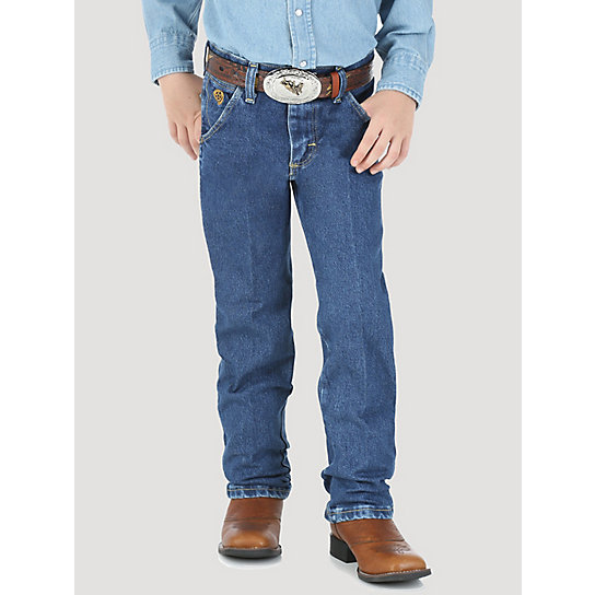 Boy's George Strait Original Cowboy Cut® Jean (8-16)