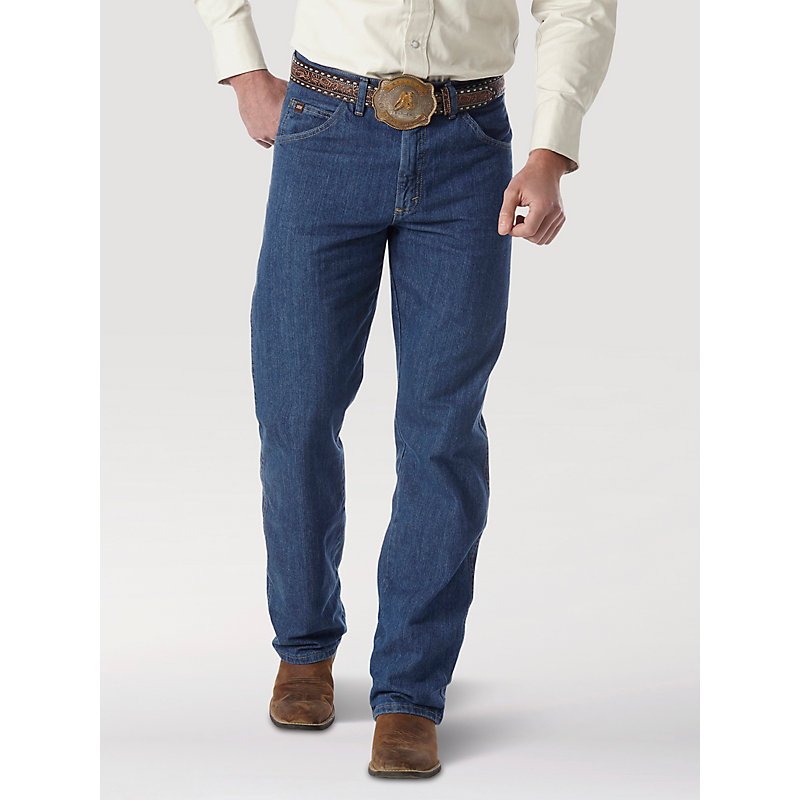 Wrangler Men's Jeans No. 23 Relaxed Fit