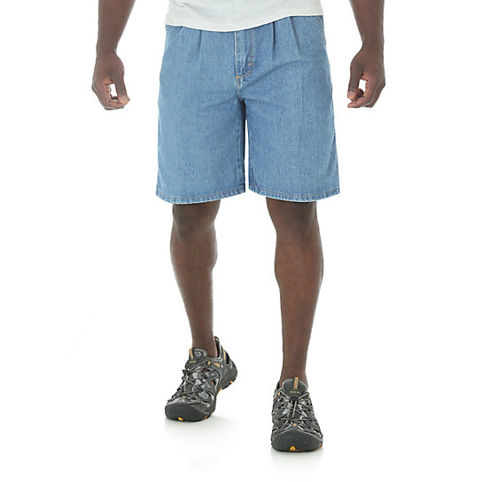 Wrangler Rugged Wear® Denim Angler Short (Big Sizes)