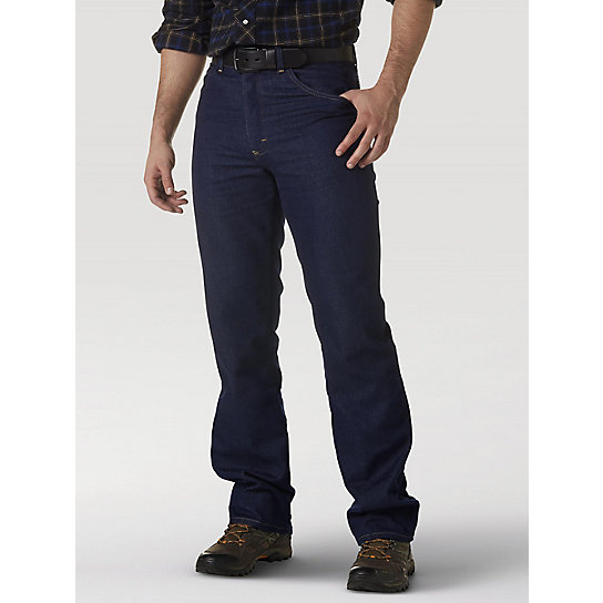 Wrangler Rugged Wear® Stretch Jean - Denim (Big Sizes)