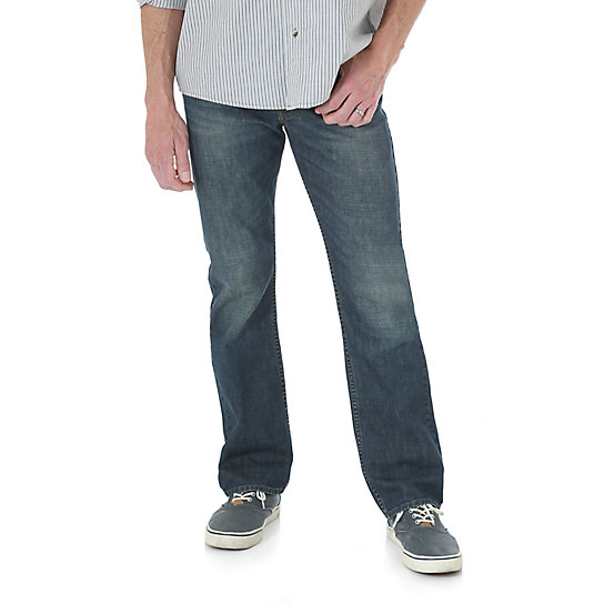 Wrangler Jeans Co.® Slim Straight jean