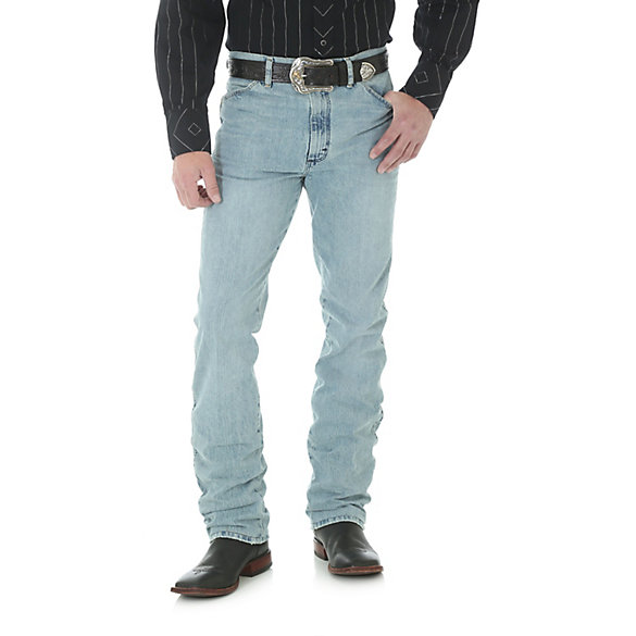 Cowboy Cut 174 Silver Edition Slim Fit Jean Mens Jeans By