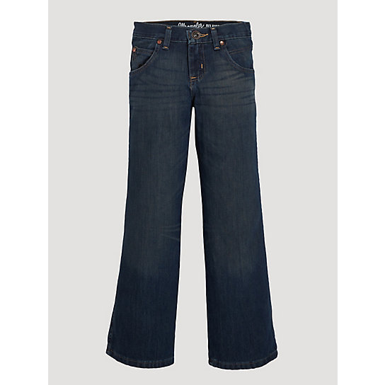 Wrangler Retro® Boot Cut Western Jeans (8-16)