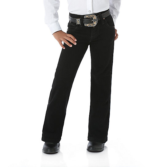 Wrangler® Cowgirl Cut® Ultimate Riding Jean Q-Baby - Girls (7-16)