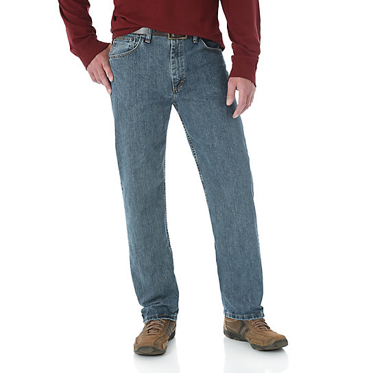 Genuine Wrangler® Relaxed Fit Jean