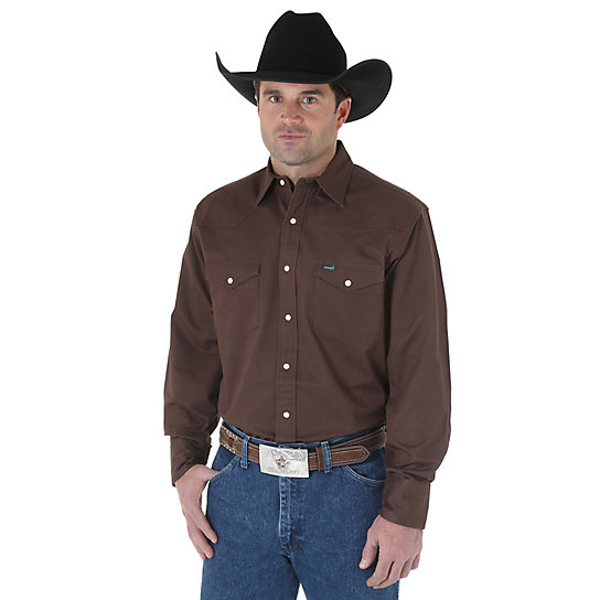 Wrangler® Premium Performance Work Shirt
