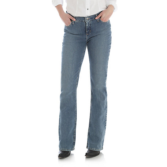 As Real As Wrangler® Misses Classic Fit Jean