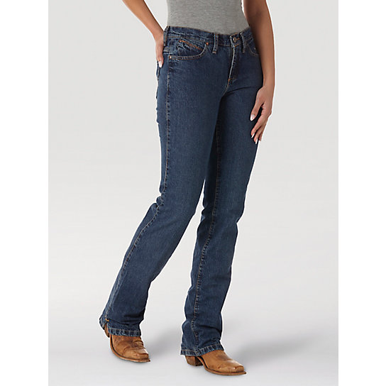 Wrangler® Cowgirl Cut® Ultimate Riding Jean - Cash