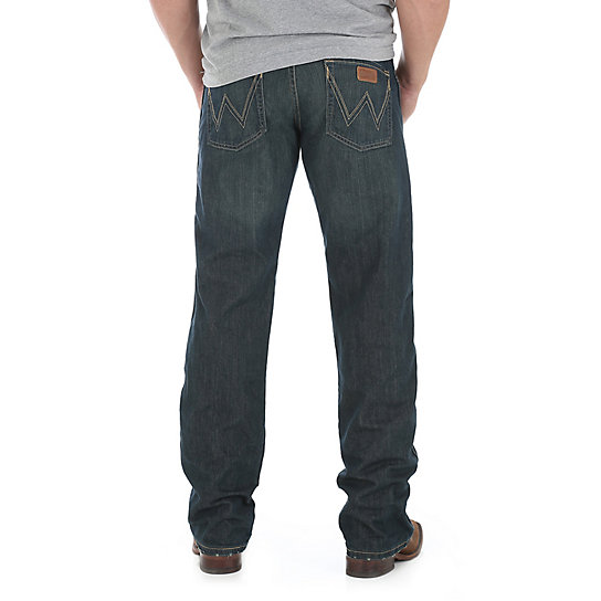 Wrangler Retro® Relaxed Straight Leg Jean
