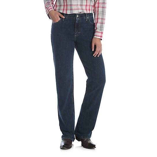As Real As Wrangler® Misses Relaxed Fit Jean