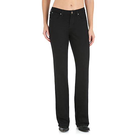 Aura from the Women at Wrangler® Proportioned Fit Regular Rise Jean