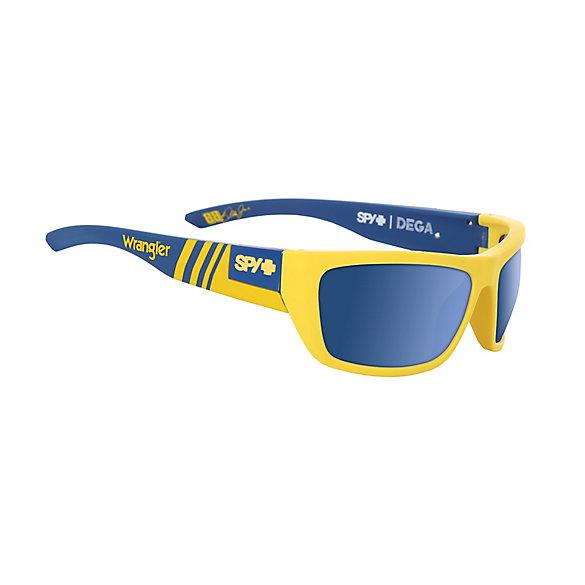3ea178461ffa6 Dale Earnhardt Jr. SPY + Wrangler® Signature 88 Dega Sunglasses