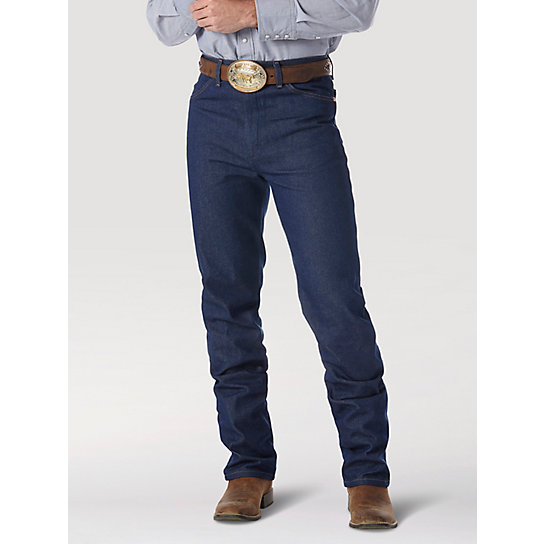 Wrangler® Cowboy Cut® Rigid Slim Fit Jean