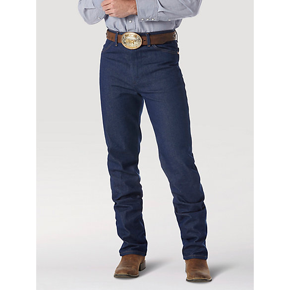Wrangler® Cowboy Cut® Rigid Slim Fit Jean (Tall Sizes)