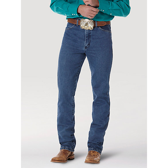 Wrangler® Cowboy Cut® Slim Fit Jean (Big & Tall Sizes)