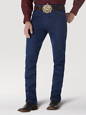 wrangler jeans for men narrow fit
