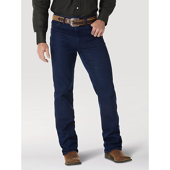 Wrangler® Cowboy Cut® Stretch Slim Fit Jean | Mens Jeans by Wrangler®