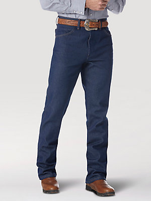 Wrangler® Cowboy Cut® Boot Jean Rigid - Regular Fit
