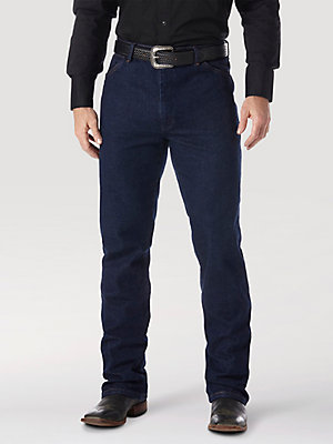 Wrangler® Cowboy Cut® Bootcut Stretch Regular Fit Jean