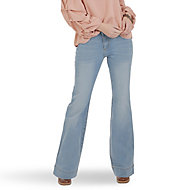 Wrangler Cowgirl Cut Ultimate Riding Jean Q Baby With Booty Up