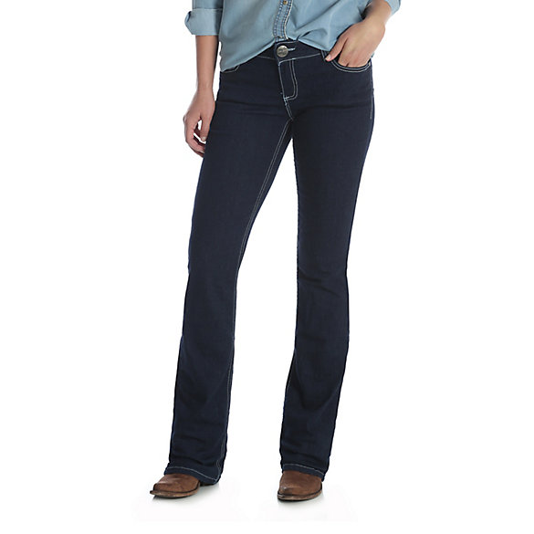 Women's Wrangler Retro® Mae with Booty Up™ Technology Jean