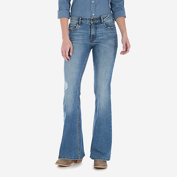 Women's Wrangler Retro® Bailey High Rise Flare Jean