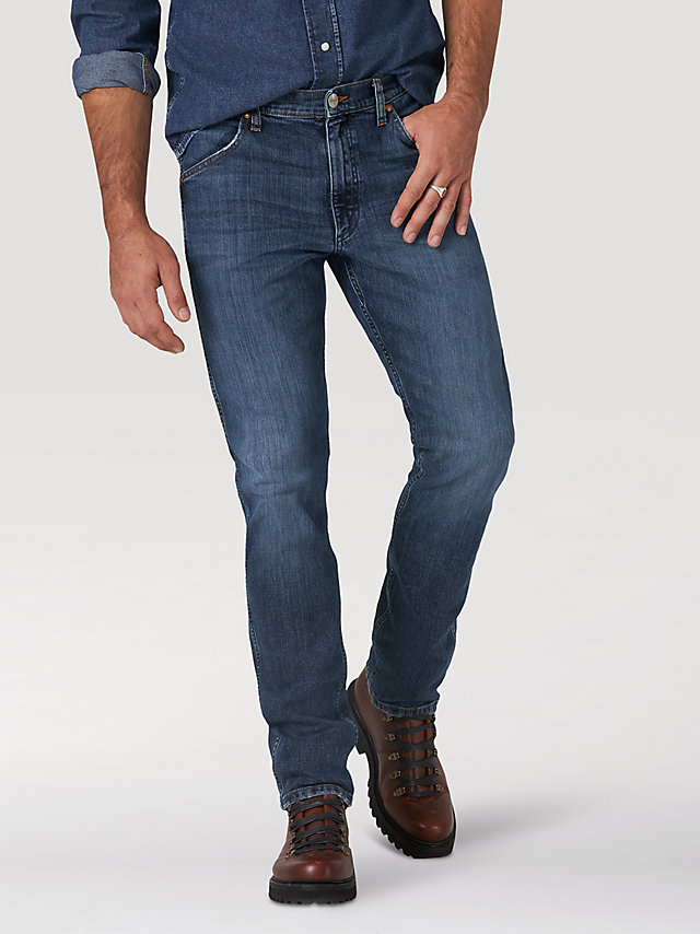 Wrangler ICONS™ 11MWZ Men's Jean with Indigood™