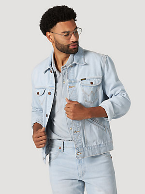 Wrangler ICONS™  124MJ Men's Denim Jacket