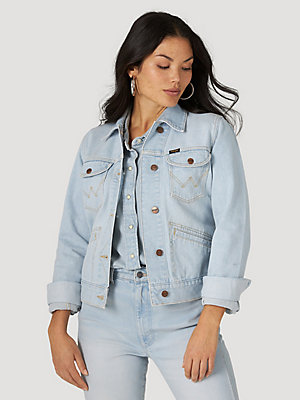 Wrangler ICONS™ 124WJ Women's Denim Jacket