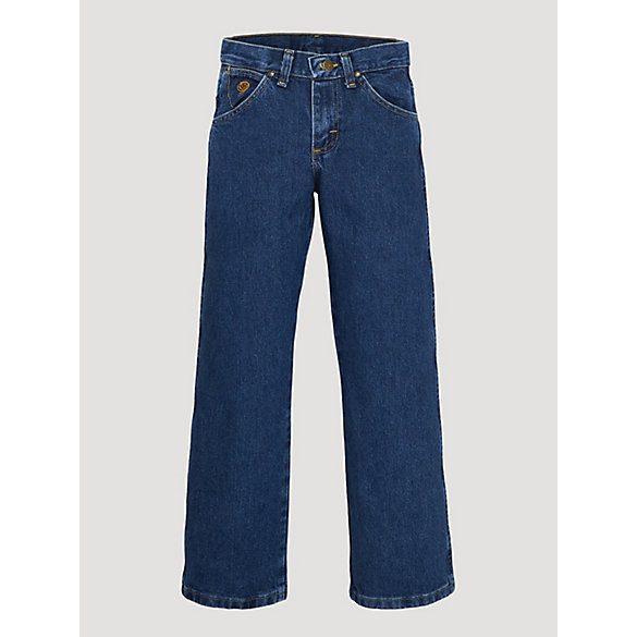 Boy's George Strait Cowboy Cut® Collection by Wrangler® Original Fit Jean (4-7)