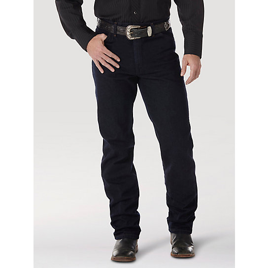 Wrangler® Cowboy Cut® Silver Edition Original Fit Jean