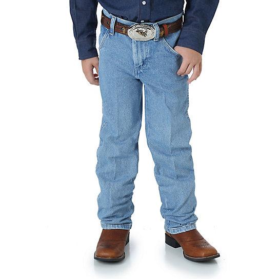 Boy S Wrangler 174 Cowboy Cut 174 Original Fit Jean Husky