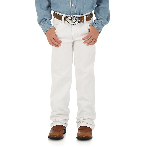 Boy's Wrangler® Cowboy Cut® Original Fit Jean (8-16)