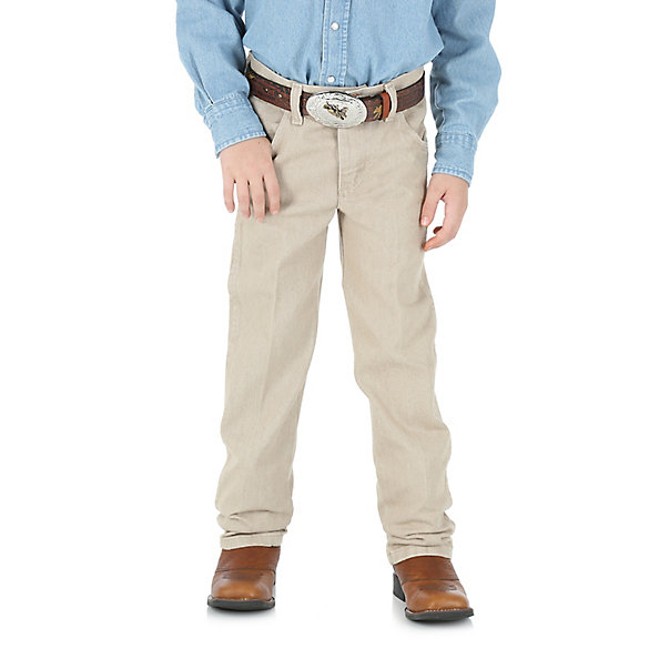 Toddler Boy's Wrangler® Cowboy Cut® Original Fit Jean