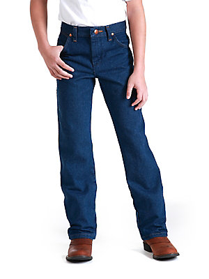 Young Men's Wrangler® Cowboy Cut® Original Fit Jean (25-30)