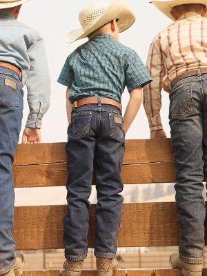 Boy S Cowboy Cut 174 Original Fit Jean Husky Boys Jeans
