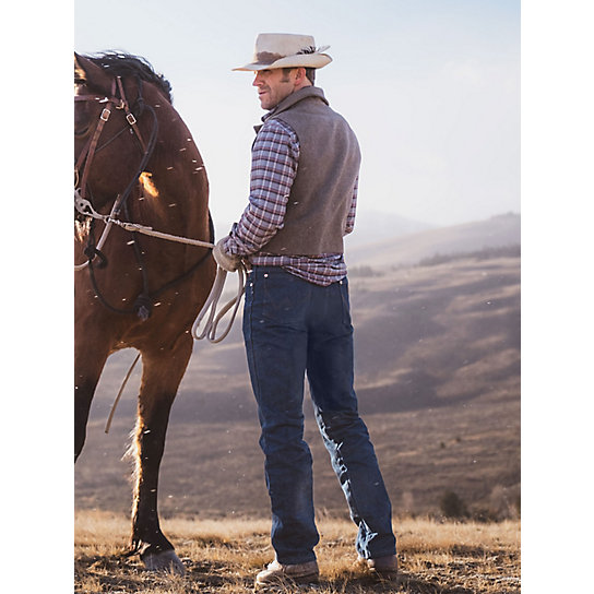 Wrangler® Cowboy Cut® Original Fit Jean (Big & Tall Sizes)