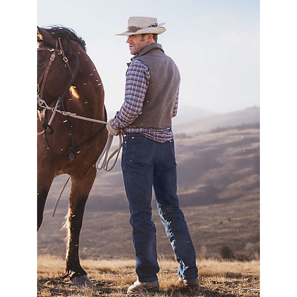 10d6aea4 Wrangler® Cowboy Cut® Original Fit Jean | Mens Jeans by Wrangler®