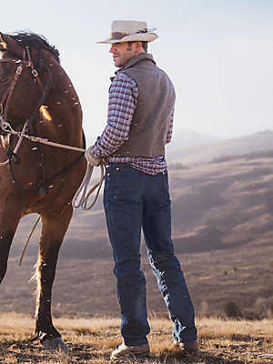 Wrangler Cowboy Cut Original Fit Jean Men S Jeans Wrangler