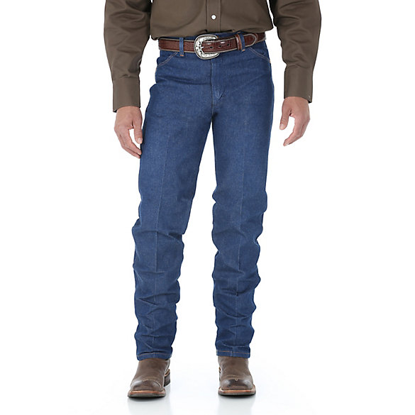 Rigid Wrangler® Cowboy Cut® Original Fit Jean (up to 44 inch Inseam)