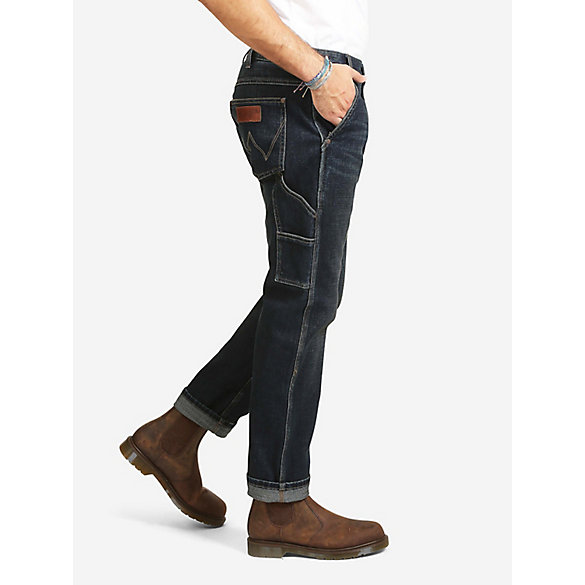 Men's Button Fly Carpenter Jean