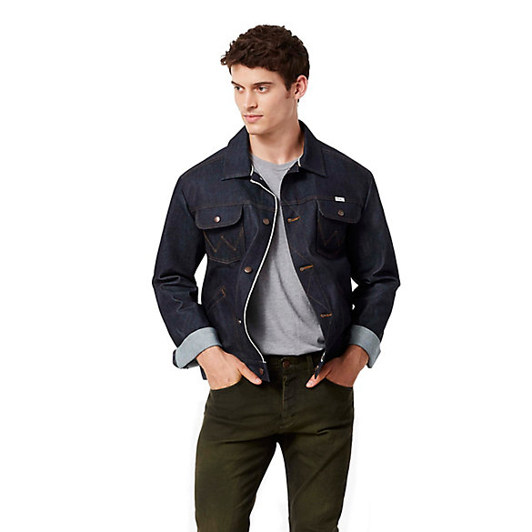 Men's Heritage Selvedge Denim Jacket