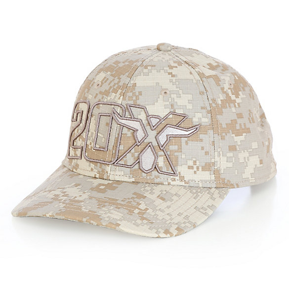 Men's Wrangler® 20X® Allover Digital Camo Print Logo Cap