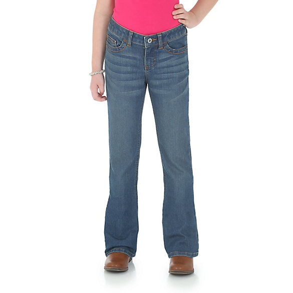 Wrangler® Girl Denim - AW Wash