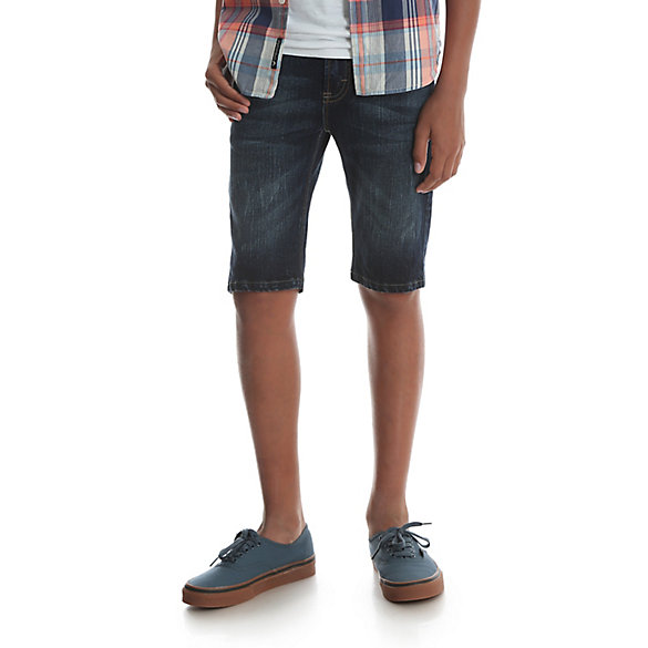 Boy's Premium Slim Straight Short (Husky)