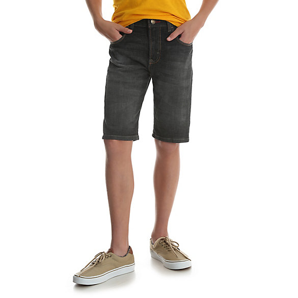 Boy's Premium Slim Straight Short (4-7)