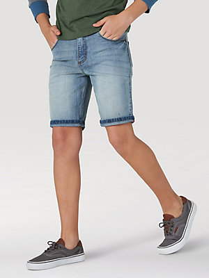Boy's Wrangler® Five Star Denim Short (4-7)