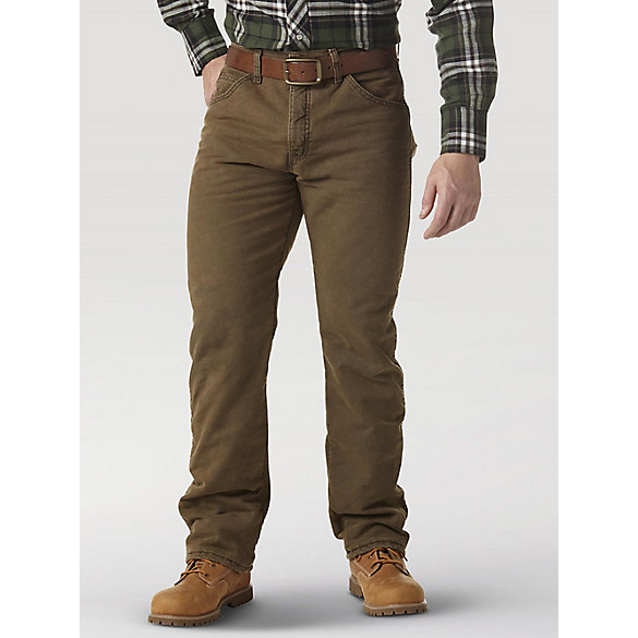 Wrangler Rugged Wear® Thermal Jean