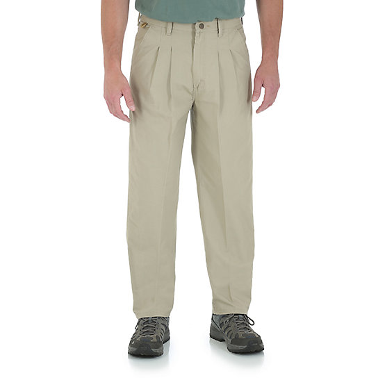 Wrangler Rugged Wear® Relaxed Fit Angler Pant (Big Sizes)