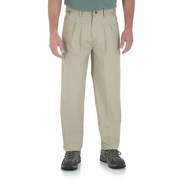 Wrangler Rugged Wear® Relaxed Fit Angler Pant